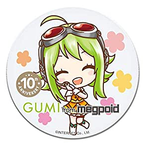 GUMI誕生10周年記念オリジナルコースター (キュート)