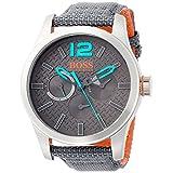 [ヒューゴボス オレンジ]Hugo boss 腕時計 PARIS 1513379 メンズ 【並行輸入品】