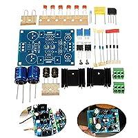 Lm317 lm337調整可能なフィルタリング電源モジュールac dc電圧レギュレータ1.25-37ボルト調整可能なモジュールdiyキット