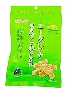 札幌第一製菓 ユーグレナきなこねじり 70g×8袋