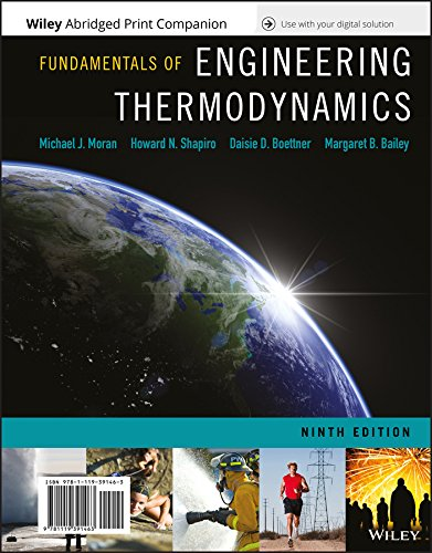 Download Fundamentals of Engineering Thermodynamics, 9e WileyPLUS + Loose-leaf 1119391768