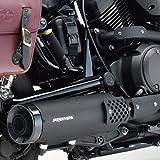 ヤマハ BOLT/R-Spec用 PRUNUS フルエキゾースト(マットブラック仕様) Q5KSKR001023
