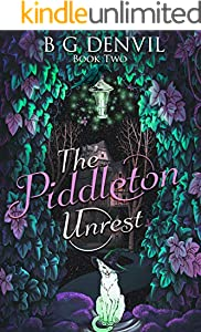 The Piddleton Unrest: A Medieval Cosy Mystery (The Rookery Book 2) (English Edition)