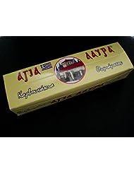 ボックスのギリシャチャコールタブレット24のロール6タブレット各Roll for教会IncenseまたはHookahおよびShishaパイプ