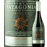 patagonia ピノ・ノワール・レゼルヴ フィンカ・パタゴニア 2015年 チリ マウレヴァレー 赤ワイン ミディアム 750ml