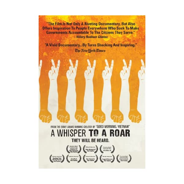Whisper to a Roar [DVD] ...の商品画像
