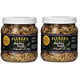 Fluker Labs SFK72020 Aquatic Turtle Medley Treat Food, 1.5-Ounce (2 pack)