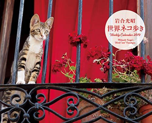 岩合光昭のねこ週めくりカレンダー2019 ([カレンダー])