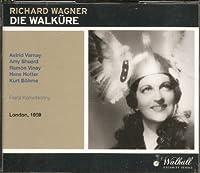 『ワルキューレ』全曲 コンヴィチュニー&コヴェント・ガーデン王立歌劇場、ヴァルナイ、ホッター、他(1959 モノラル)(3CD)