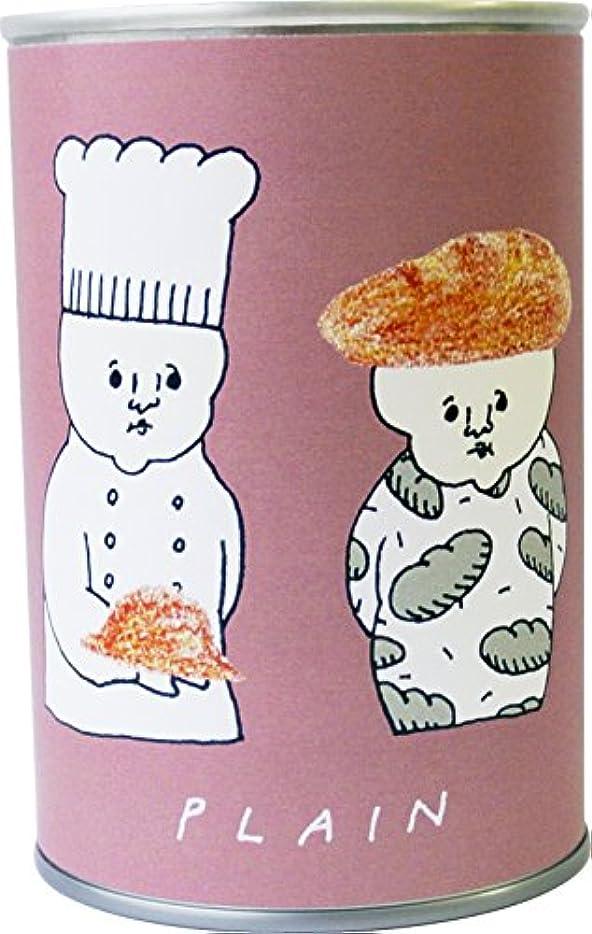 減る光景ハンバーガー2コ入り パン缶 ナガキパーマ パン帽子 メープル