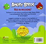 Angry birds. Red in missione!