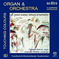 Touching Colors: Saint-Saens Organ Symphony (Hybr)