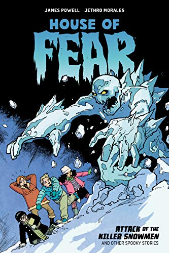 House of Fear: Attack of the Killer Snowmen and Other Stories (English Edition)
