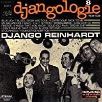 Vol. 8-Djangologie by Django Reinhardt