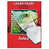 folex OHPフィルム A3 カラーレーザープリンタ用 BG-711A3P 10枚入