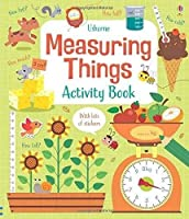 Measuring Things Activity Book (Maths Activity Books)