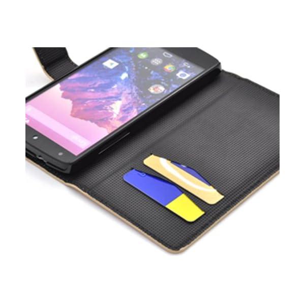 PLATA Nexus 5 ケース 手帳型 ワ...の紹介画像6