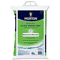 Morton Salt FBA 1470 40ポンド さび取りペレット