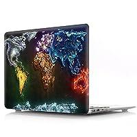 "HRHファッションデザインノートパソコンボディシェル保護ゴム引きハードケースfor Apple MacBook Air 11"" 13""/Pro 13"" 15""/Pro Retina 12"" 13"" 15"" 15""Macbook Pro(With CD-ROM A1286)"