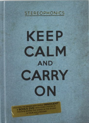 Keep Calm & Carry on (W/Dvd)