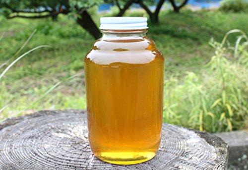 天然はちみつ 奥熊野山蜜 2400g 日本ミツバチ天然蜂蜜 国産 日本産