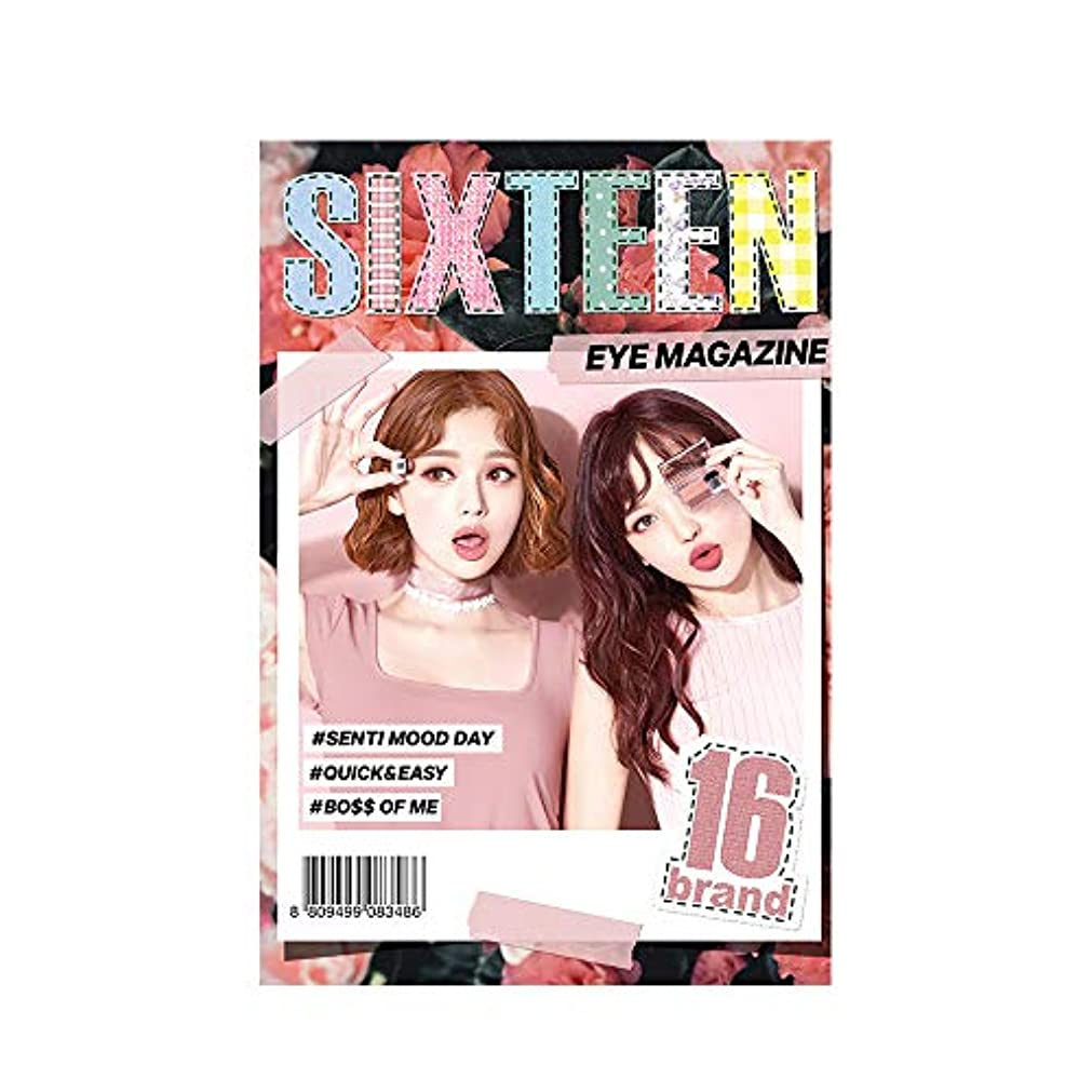 16brand(シックスティーンブランド) EYE MAGAZINE NO.5 センチムードデイ(SENTIMOODDAY) (2g)