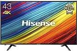 ハイセンス HJ43N3000 43V型 4K対応 液晶 テレビ 外付けHDD 録画 裏番組録画 メーカー3年保証