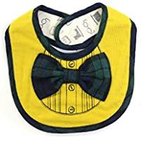 DONOBAN MAMA SELECT ドノバンママセレクト 蝶ネクタイ付きだまし絵スタイ ビブ よだれかけ