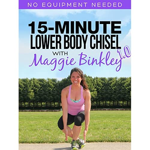 15-Minute Lower Body Chisel 1.0