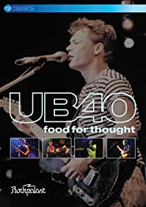 Food for Thought [DVD] [Import]