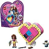 LEGO Friends Olivia's Heart Box 41357 Playset Design Toy