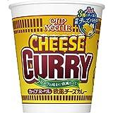 日清 カップヌードル 欧風チーズカレー 85g ×20個