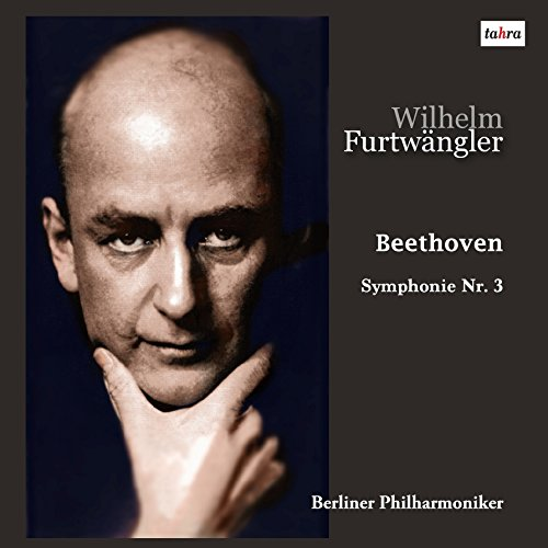 ベートーヴェン : 交響曲 第3番 「英雄」 (Beethoven : Symphonie Nr.3 / Wilheim Furtwangler | Berliner Philharmoniker) [2LP] [Live Recording] [Limited Edition] [日本語帯・解説付] [Analog]