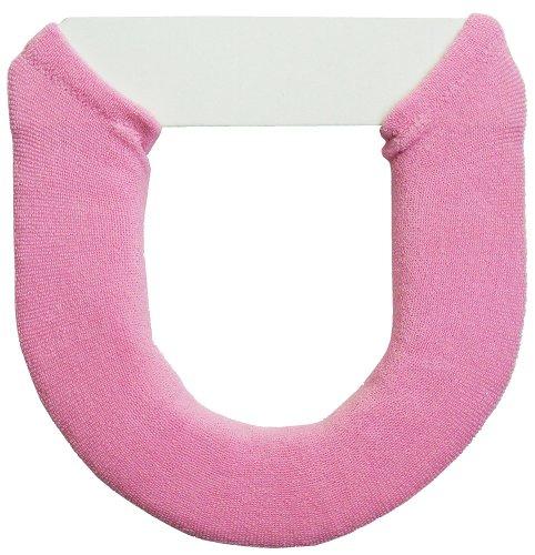 アクアフィール トイレフタカバー 洗浄・暖房用 厚型 ピンク