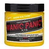 マニックパニック カラークリーム サンシャイン