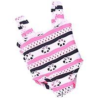 Dovewill 人形服 アクセサリー 14インチドール用 ファッション 水着セット 全8色選択 - 3#