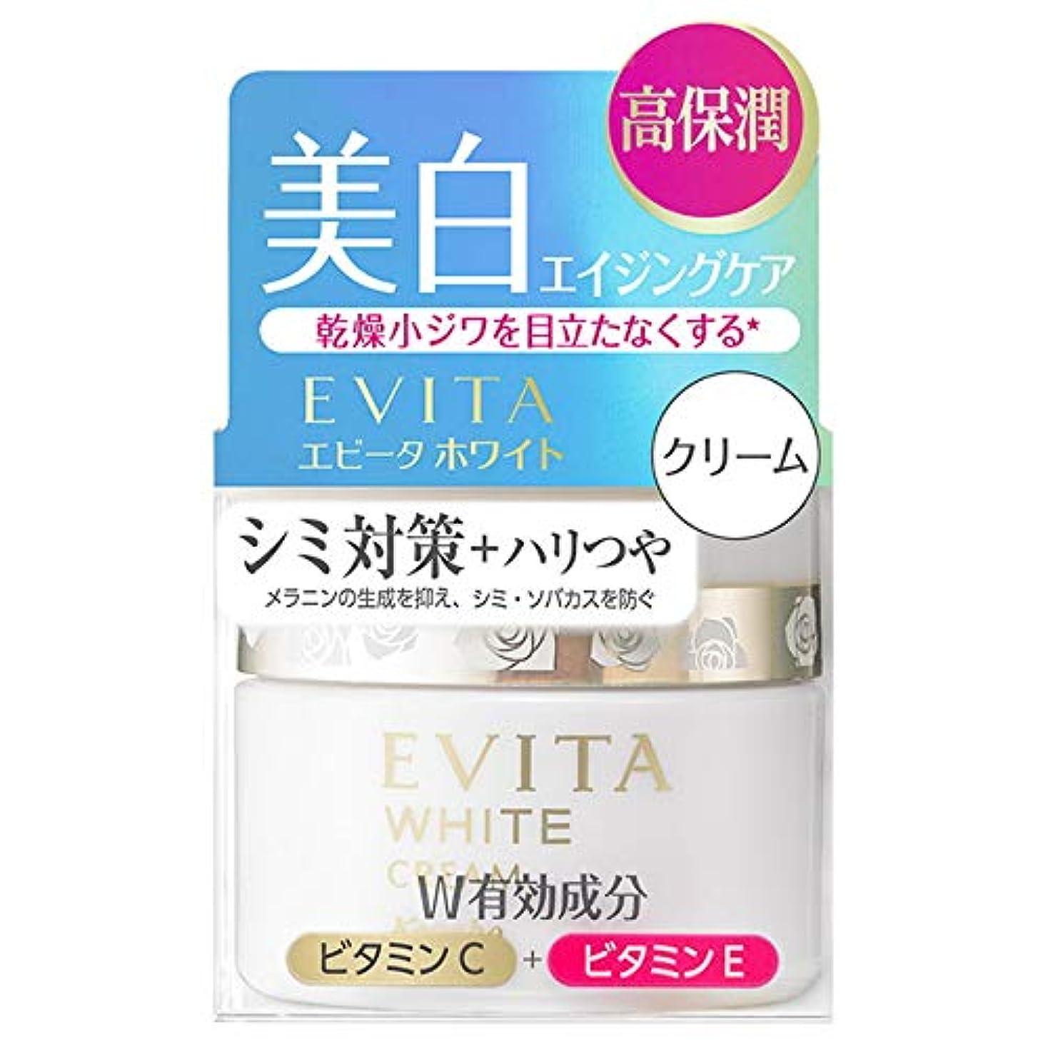 定義する冷淡なナイロンカネボウ エビータ ホワイトクリームV 35g [医薬部外品]