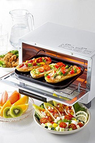 デュアルプラス オーブントースター・トレー 大型 FW-TJ