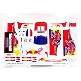 1/24 シトロエン DS3 WRC 2012 レッドブル デカール Hobby Design HD04-0079