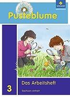 Pusteblume. Das Sachbuch 3. Arbeitsheft. Sachsen-Anhalt: + FIT MIT. Ausgabe 2011