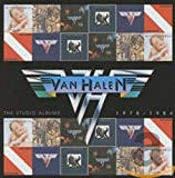 Van Halen The Studio Albums 1978-84