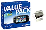 PlayStation Vita 16GB バリューパック ブラック【Amazon.co.jp...