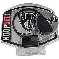 Spalding(スポールディング) ミニバスケットボールリング NBAミニフープセット ブラック