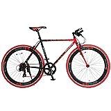 DOPPELGANGER(ドッペルギャンガー) 700×25C クロスバイク ジャンルレス・コンセプトバイク LIBEROシリーズ sanctum 402S-700C 700C