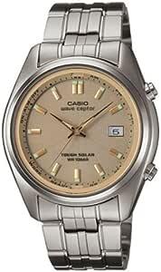 [カシオ]CASIO 腕時計 WAVE CEPTOR ウェーブセプター タフソーラー 電波時計 チタンモデル WVQ-110TDJ-9AJF メンズ