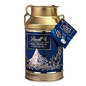 リンツ(Lindt)  チョコレート ナポリタンアソート ブルー缶