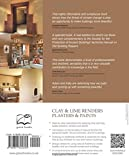 Clay and Lime Renders, Plasters and Paints: A How-to Guide to Using Natural Finishes (Sustainable Building) 画像