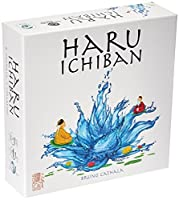 Surfin' Meeple HARU Ichiban Board Game [並行輸入品]