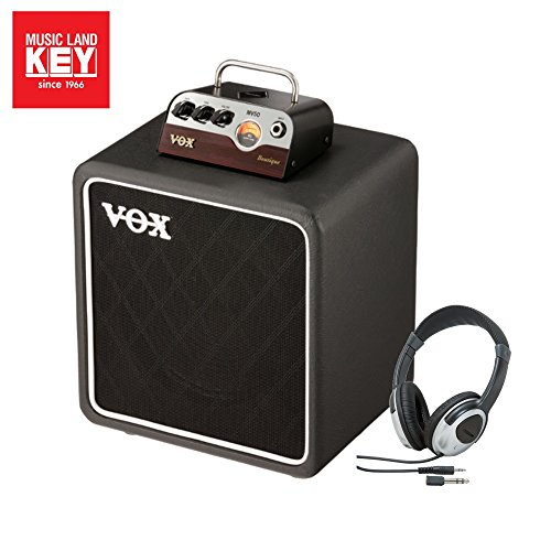 VOX MV50-BQ Boutique + BC108 ギターアンプ ヘッド&キャビネット 【MUSICLAND KEYオリジナル ヘッドホンセット】