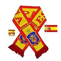 ワールドカップ サッカー応援グッズセット ドイツ、ブラジル、アルゼンチンなど9国のタオルマフラー、シール、ミニ手旗